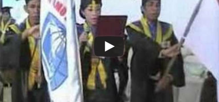 Wisuda Angkatan II STIMLASH JAYA Disiarkan di TVRI