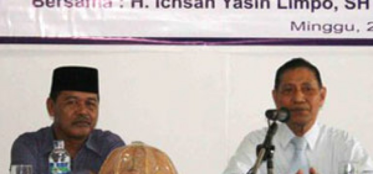 Kuliah Umum STIM Lasharan Jaya