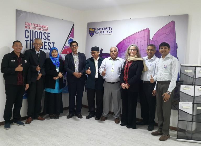 M Amsal Sahban, Ph.D, Ketua II STIM Lasharan Jaya Masuk Tim Editor Jurnal Internasional di Malaysia