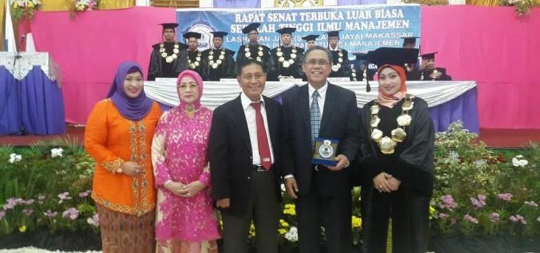 Prof. Mansyur Ramli Dukung STIMLASH Jaya Buka Prodi Baru
